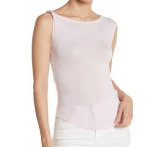 Free People NWT That Girl Twist Knit Top